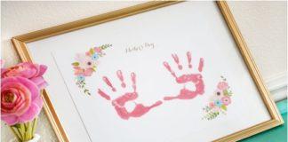 el yapımı anneler günü hediyeleri