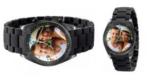 kişiye özel resimli kol saati