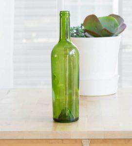 el yapımı dekoratif vazo