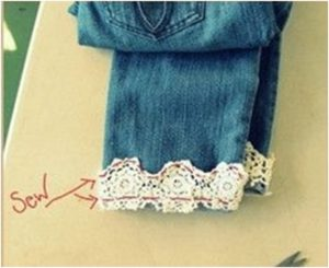 eski kot pantolonu yenileme