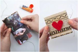 sevgiliye el yapımı romantik hediyeler