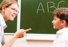 Türkçe öğretmeni