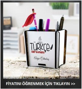 türkçe öğretmenine ne hediye alınır