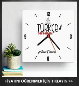 türkçe öğretmeni için hediye fikirleri
