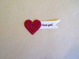 Sevgiliye Romantik Kibrit Kutusu Sürprizi