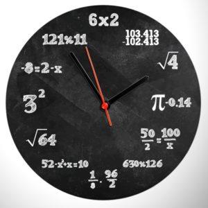 geometri öğretmenine hediye