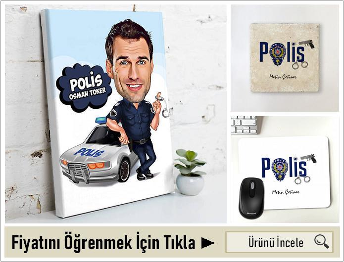 polise ne hediye alınır