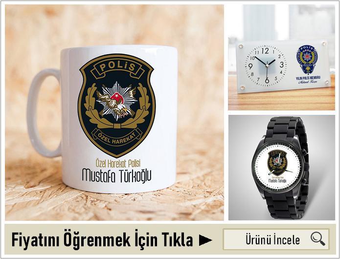 polisler için hediye ne alınır
