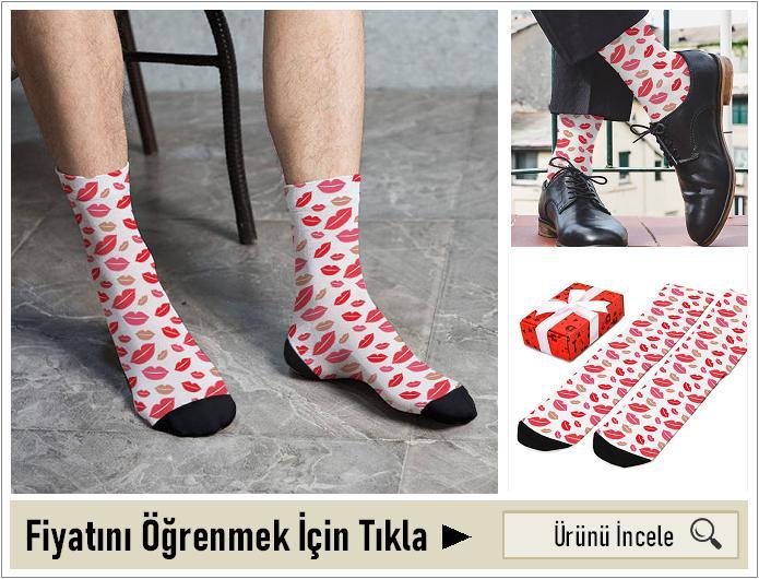 sevgili çorapları
