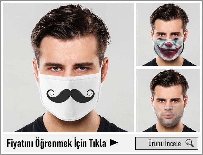 kişiye özel maske